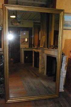 Miroir ancien daniel morel anciens miroirs for Grande glace miroir