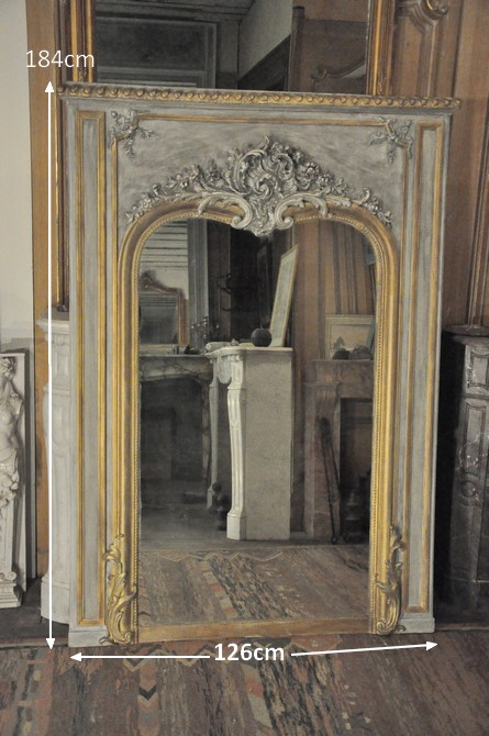 miroirs anciens mat riaux anciens miroirs anciens 19 eme si cle achat vente. Black Bedroom Furniture Sets. Home Design Ideas